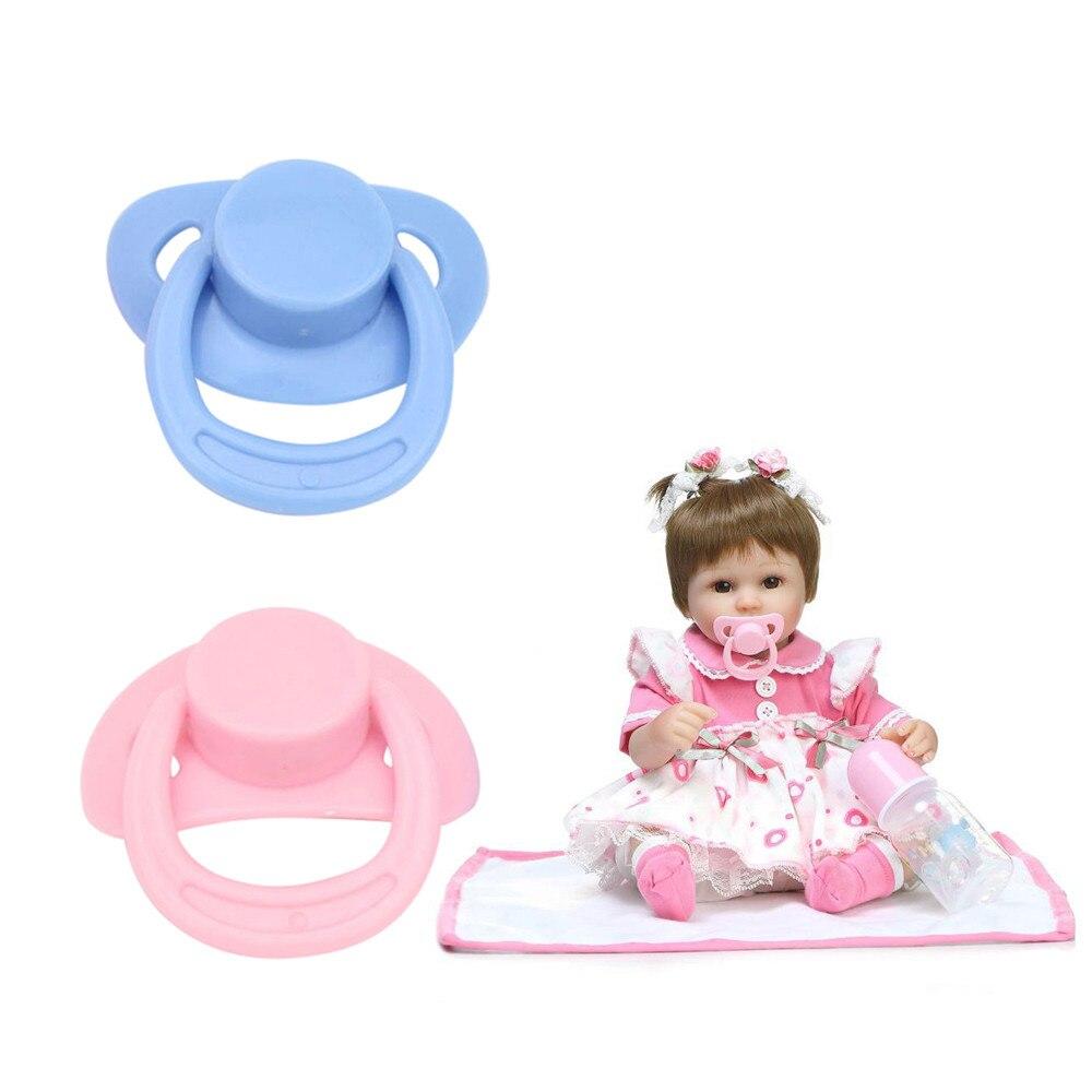 Agressief 1 Pc Nieuwe Mooie Pop Magneet Fopspeen Pop Accessoires Pop Levert Dummy Tepels Magneet Voor Nieuwe Reborn Baby Doll Kids Speelgoed F425 Zorgvuldige Verfprocessen