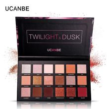 Glitter Shimmer Color Eyeshadow Makeup Palette Pigment Waterproof Beauty Cosmetics Palety Cieni
