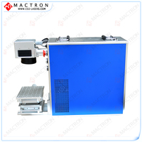 2016 Hot Sell Home Use 10w Fiber Metal Industrial Laser Marking Machine for Ring