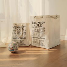 Picnic Basket Toy-Storage-Clothes Hamper Magazine Mesh Sorter-Up Baby Dense-Aid