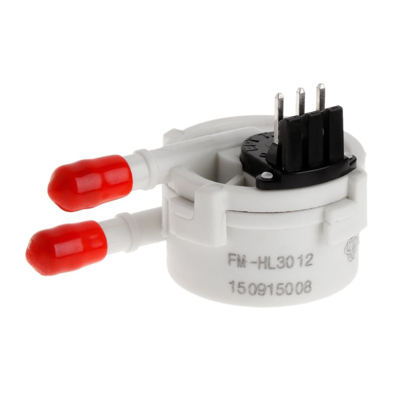 5-18V 6mm Hose Barb End Water Flow Sensor 75-570ml/min 3% Err For Drinking Machine Hot Water Heater Coffee Machine