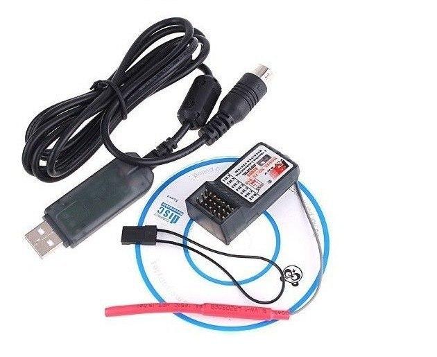 FlySKY FS 6CH 2.4G FS-CT6B RC Transmitter & receiver