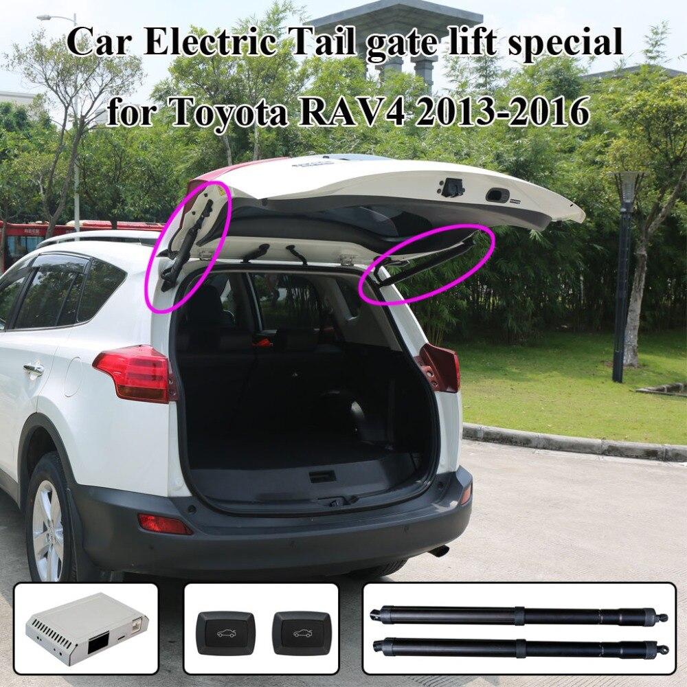 Elevación eléctrica elegante de la puerta de la cola fácilmente para que usted controle el juego del tronco a Toyota RAV4 RAV-4 Control remoto