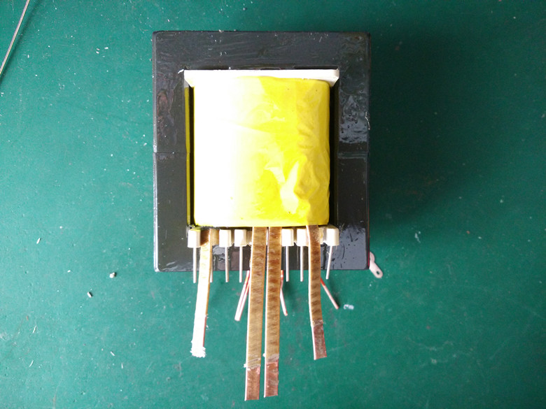 Fast Free Ship Inverter High Frequency Transformer EE85B Vertical Type 2000 Watts 15-22k High-frequency Transformer