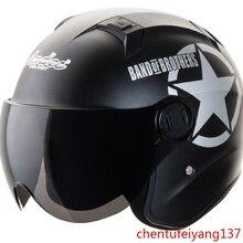 Мотоциклетный шлем электрический велосипед для галлея шлем-мужчин женщин четыре сезона лето защитный шлем зимы непромокаемые солнцезащитный крем