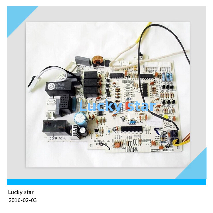 98% new for Gree Air conditioning computer board circuit board 301350863 301350861 KFR-32GW/K(32516)S2-JN4 good working все цены
