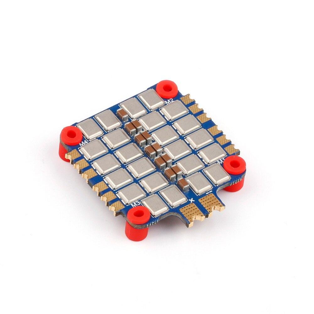 IFlight succx 60A ESC Plus 2-6 S 32bit BLHeli Dshot1200 4in1 ESC avec trou de montage 30.5*30.5mm pour kit de drone de course FPV