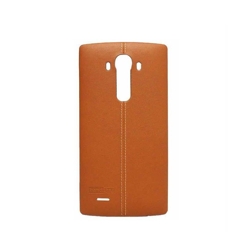 LG G4 LG H815 H810 H811 LS991 US991 pil kapağı kapı arka konut Case Case arka yapıştırıcı ile kapı konut kapak