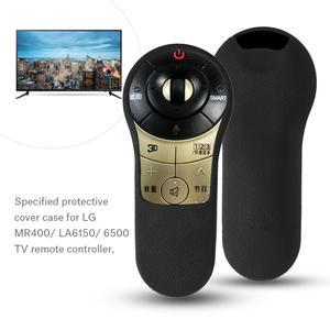 Image 5 - Mando a distancia de silicona verde y segura a prueba de polvo, funda protectora para LG MR400/ LA6150/ 6500 TV