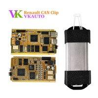 Лучшее качество может закрепить полный чип V174 AN2131SC Автомобильный диагностический интерфейс с несколькими языками Бесплатная доставка