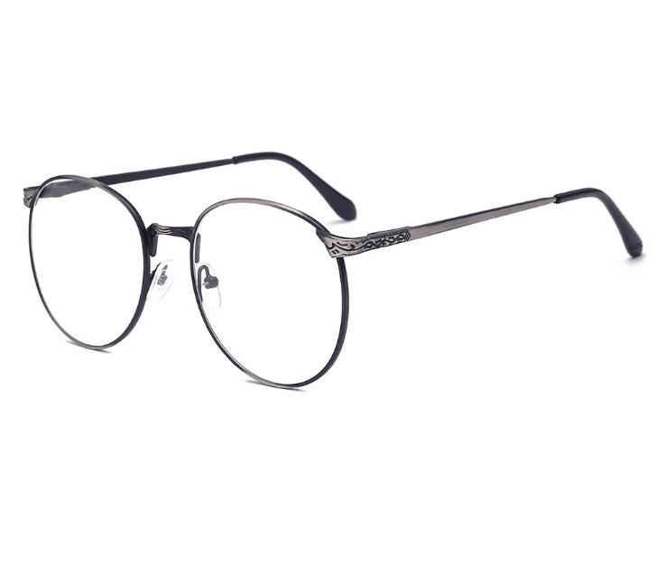 Aliexpress.com : Buy Korean fashion glasses frames plain mirror lens ...
