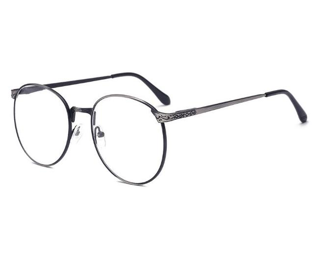 Specs Frames For Round Face For Men