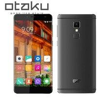 En cigüeña Original Elephone S3 MTK6753 1.3 GHz Octa Core 5.2 Pulgadas FHD ScreenAndroid 5.1 Apoyo TouchID Cuerpo de Metal 4 GLTE Smartphone