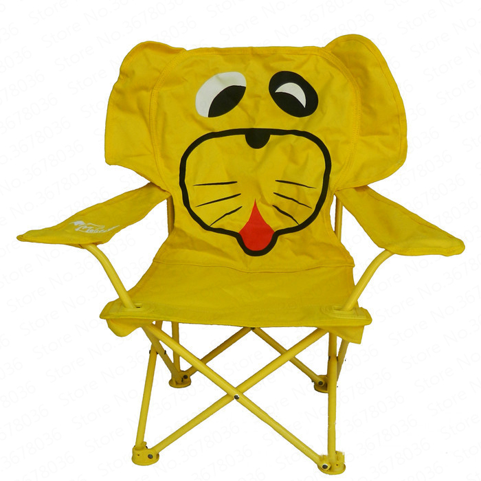 For Kids Folding Chair Camp Chair Portable Camping Beach Outdoor Chair Fishing chair Compact into Carry Bag