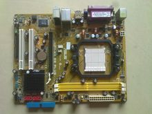 Free shipping for ASUS M2N-MX SE Plus C61 motherboard fully integrated graphics support AM2 dual-core