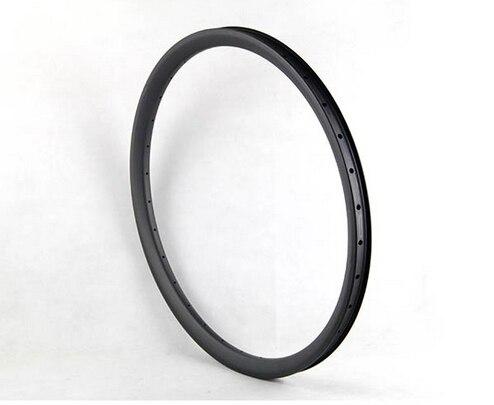 Высокое качество 26 inch MTB довод обод 25 мм шириной 25 мм глубина углерода MTB колеса UD/матовый для горный велосипед