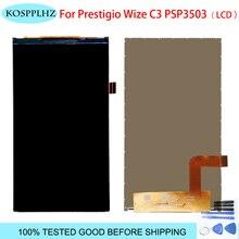 Для Prestigio Wize C3 Оборудование для psp 3503 Оборудование для psp 3509 Оборудование для psp 3505 DUO Оборудование для psp 3503 ЖК-дисплей Дисплей Панель Замена Ассамблея телефон ЖК-дисплей s с инструментами