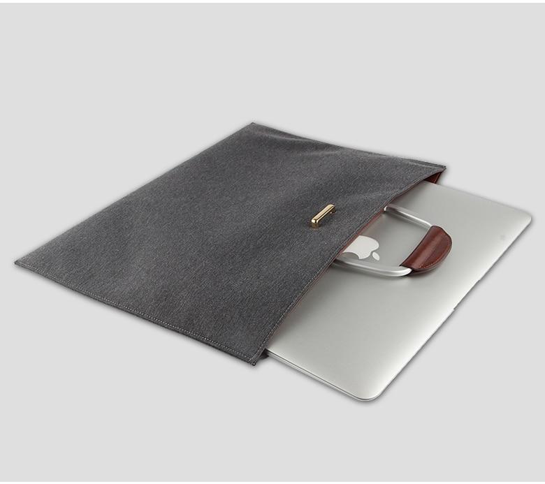 Imitation Leather Laptop Sleeve 14 inch Men's Bag Case Ultrabook Notebook Handbag for 14 inch Lenovo YOGA 710-14-ISE bag анатолий найман славный конец бесславных поколений