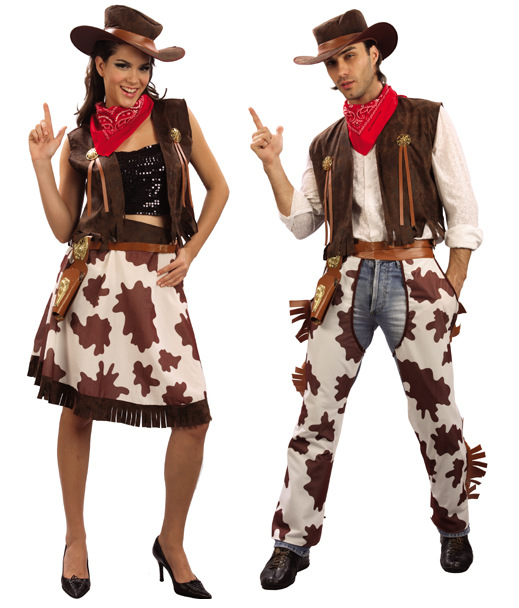 Boys Kids and adult Cowboy Outfit Fancy Dress CostumeX MAS ...