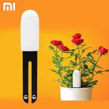Оригинал xiaomi mi флоры цифровой монитор растения трава цветы почвы воды свет умный тестер датчик аквариум сад завод