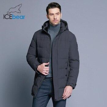 Winter Men's Jacket by ICEbear 2018 1