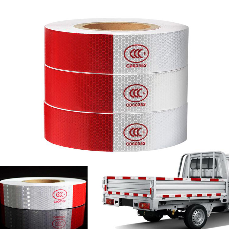 5cm*30m Reflective Truck Body Stickers For Car