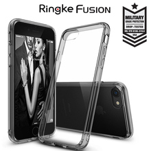 Original Ringke Fusion for iPhone 7 7 Plus Case Premium Drop Protection PC Crystal Silicone Hybrid