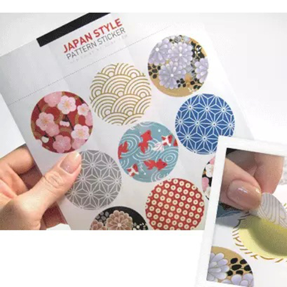 90PCS/lot Japan Korea fashion Design Sticker Labels food Seals, Gift stickers for Wedding free shipping 120 15sheets 4 designs lovely christmas gift sticker party favor decoration labels packing seals