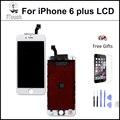 ААА Нет мертвая зона ecran Для iPhone 6 plus ЖК-Экран 5.5 Дисплей с сенсорным Дигитайзер Ассамблеи запасных частей