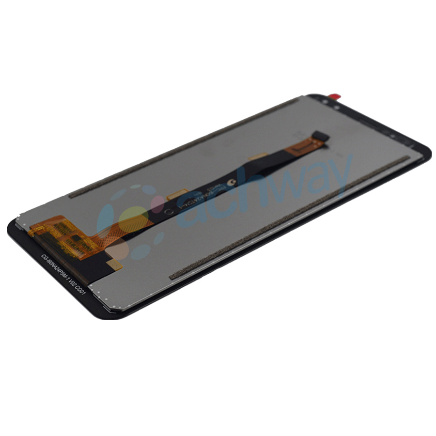 LCD con digitalizador de pantalla táctil para Ulefone Power 3 - 3