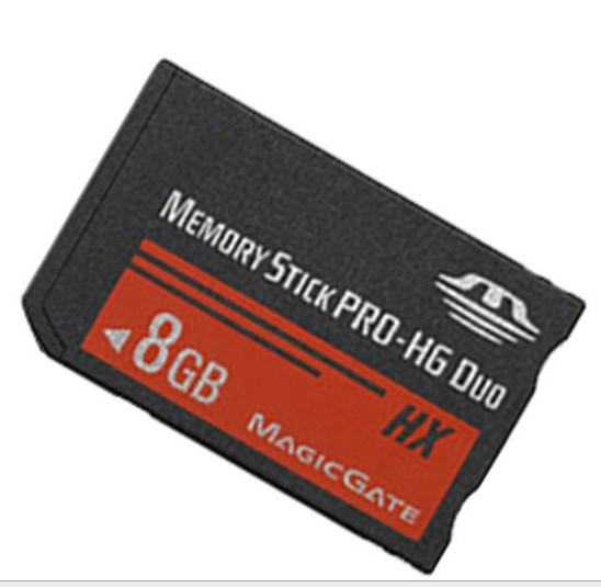 High Speed!!! 8GB 16GB 32GB Memory Stick Pro Duo MS HX Memory Cards With Card Adapter