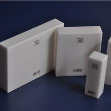 Ceramic gauge block 10 mm accuracy grade 1, vernier caliper,