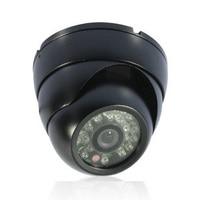 Free Shipping Security 1 3 Sony Effio CCD 700TVL OSD Menu 24 LED Indoor Dome Camera