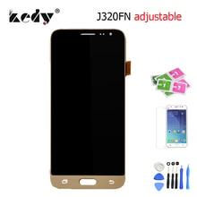 Продажа 5,0 «отрегулировать/не настроить для samsung Galaxy J3 2016 J320J320AJ320FJ320M J320FN ЖК-дисплей Экран Дисплей сенсорный дигитайзер Запчасти