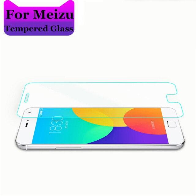 Высокое качество 9 H 0.26 мм Защита Экрана Закаленное Стекло для meizu mx4 mx5 м2 мини m1 примечание MX6 MX2 M3 Примечание Metello MX4 Pro 5 6