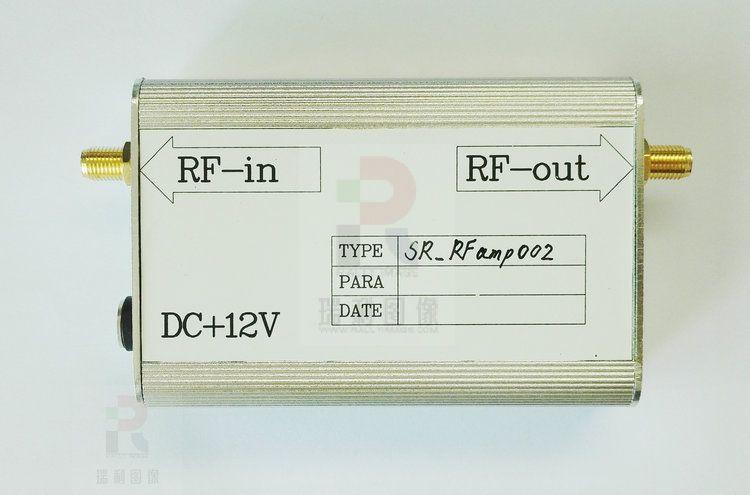 1PC EMC EMI Low Noise RF Amplifier 20dB 30MHz 3 5GHz RFamp002
