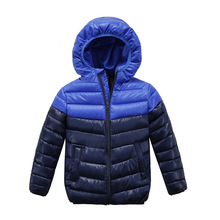 Winter Warm Child Coat Children Outerwear Baby Clothing Windproof Boys Girls Jackets For 2-10 Years Old