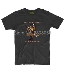 Top Predator, Top Dancer Mens & Womens Design Tee Comfortable T shirt