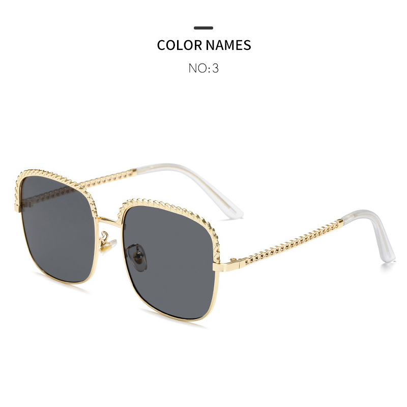 GYKZ 2019 New Fashion Square Sunglasses Women Brand Designer Retro Mirror Sun Glasses Vintage Shades Lunette De Soleil Femme