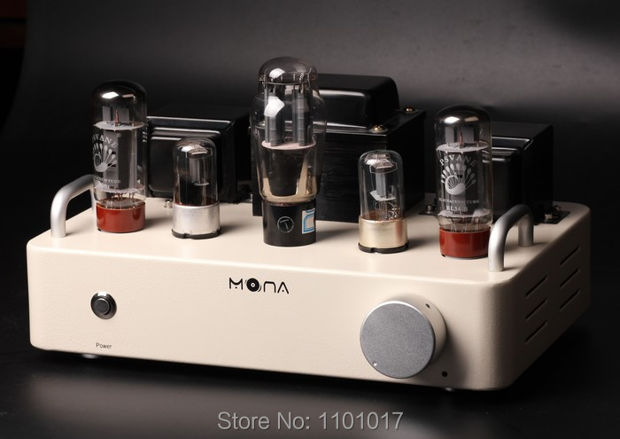 Himing MONA new EL34 tube amplifier HIFI EXQUIS single ended Class A handmade scaffolding amp RMEL34W