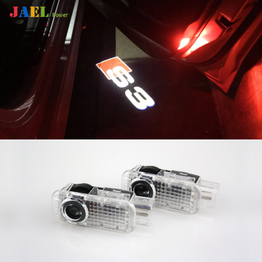 Led Verlichting Audi Logo Aangepaste Verlichting Audi S1 Logo Led Puddle Projector Ghost