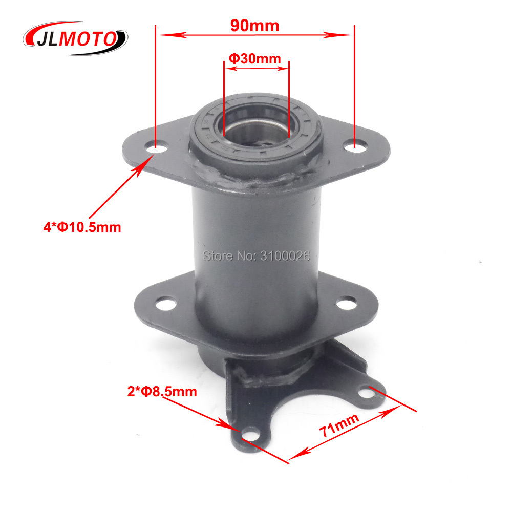 Back To Search Resultsautomobiles & Motorcycles Atv,rv,boat & Other Vehicle 610mm Rear Heavy Axle Fit For Diy 49cc 50cc 110cc 125cc Electric Mini Kids Go Buggy Atv Electric Vehicle Kart Quad Bike Parts