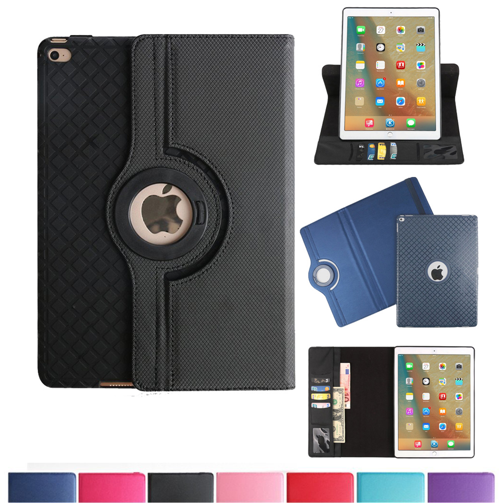 360 Rotating Case For Ipad 10 2 Inch Pro 10 5 Air 3 10 5 Inch 2019 Pu Leather Soft Tpu Back Flip Stand Smart Tablet Cover For Ipad Rotating Casecase For Ipad Pro Aliexpress