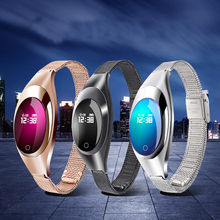 Sensible band Z18 Bracelet Blood Stress Coronary heart RateSleep Monitor Pedometer Bluetooth Smartband for IOS Android AIWATCH