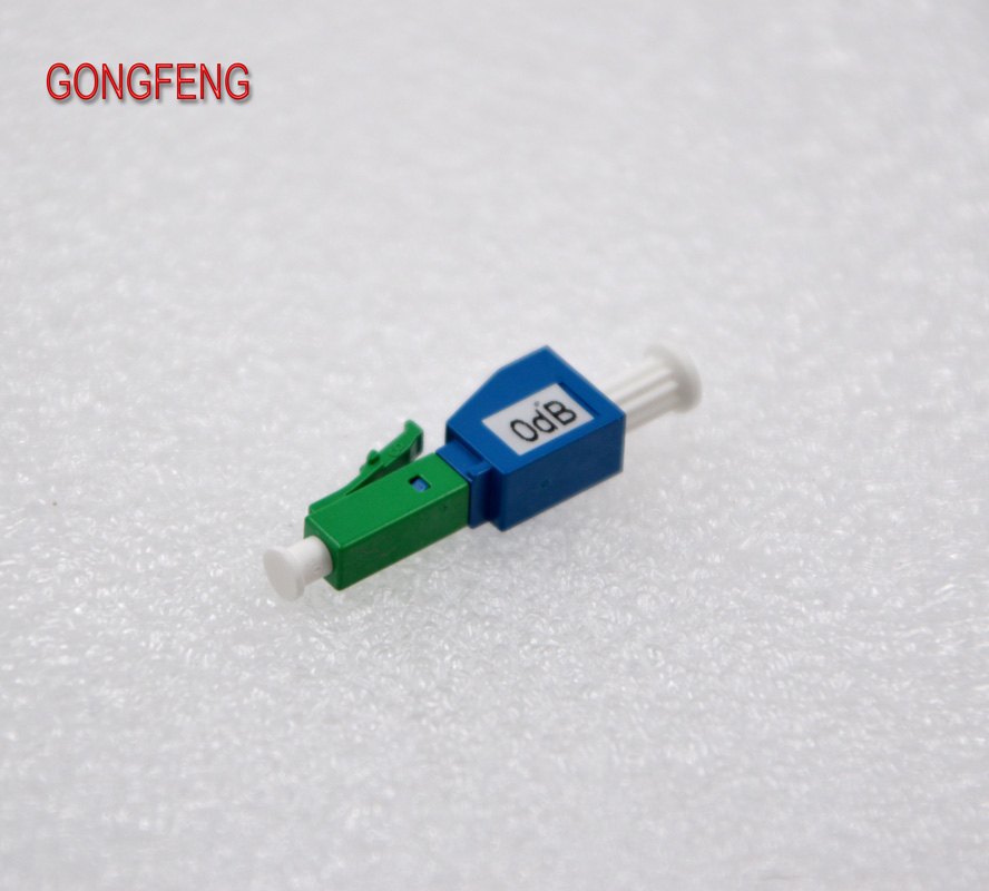 GONGFENG 10PCS New LC UPC Female LC APC Male Optical Fiber Connector Optical Fiber Adapter Flange