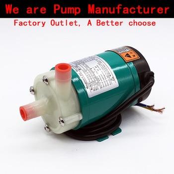 Mini Water Pump 220V MP-6RZ 3.2~5.5L/min (60HZ: 4.5~6L/min) Food grade Centrifugal pumps Corrosion Resistance CE certificate