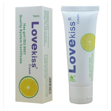 Love kiss of lemon flavour edible lubricant 50ML lubricants for vaginal sex oral sex lubricants for anal sex