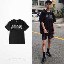 Quality skateboarding Tshirt for SKater wear made by cotton Letters printed with good quality Black color original 5 25 royal mike motruck for skateboarding made by aluminum with spitfirie logo cool black truck skate board
