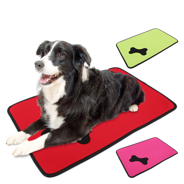 Composite Comfortable Dog Cat Bed Fashion Pet Warm Stone Mat Summer Princess Dog Cat Cool Bed Mat Nest