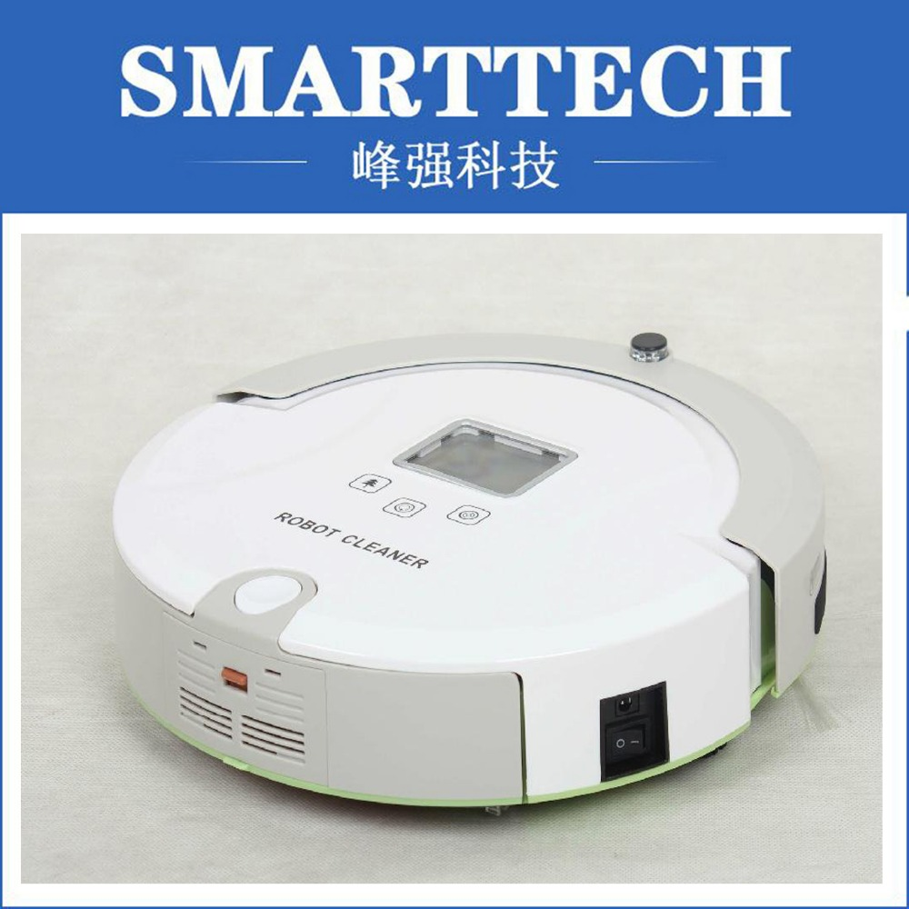 2017 special offer  smart cleaning robot vaccum by plastic injection mold with good quality and high efficiency in Shenzhen high quality reasonable price precise plastic injection mold of household appliances